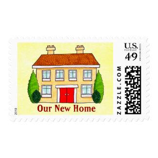 Nuevos sellos de la dirección de la mansión