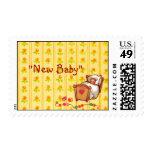 Nuevos sellos del ~ del bebé