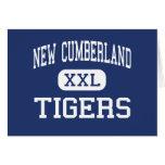 Nuevos tigres el nuevo Cumberland medio del Cumber Felicitación