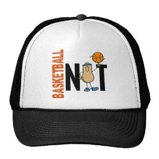 Nuez 1 del baloncesto gorras de camionero