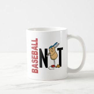 Nuez 1 del béisbol tazas
