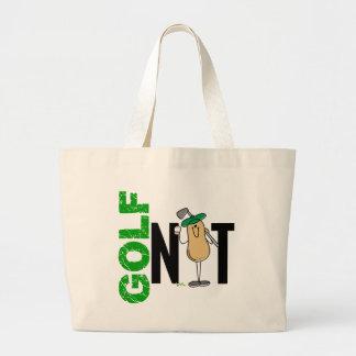 Nuez 1 del golf bolsa de mano