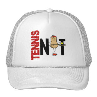 Nuez 1 del tenis gorra