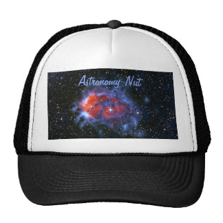 Nuez de la astronomía - cuartos de niños estelares gorra