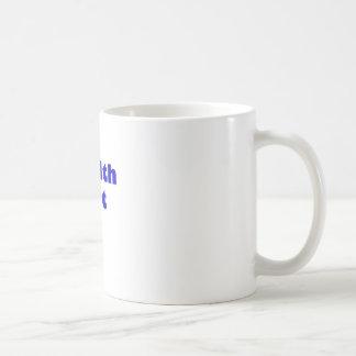 Nuez de la salud taza básica blanca