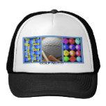 ¡Nuez del golf!!! Gorras