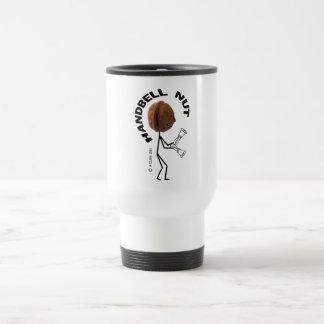 Nuez del Handbell Tazas De Café