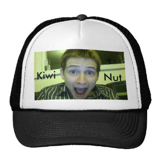 Nuez del kiwi gorra