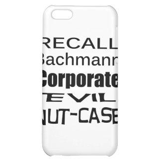 Nuez-Funda malvado corporativo de Micaela Bachmann