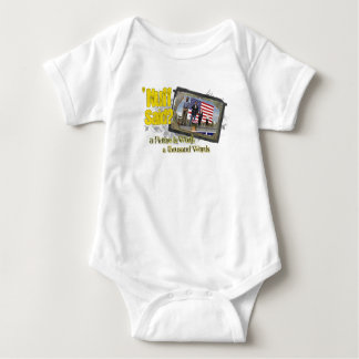 NuffSaid Baby Bodysuit