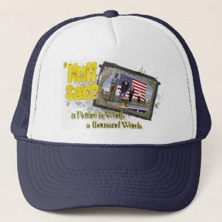 NuffSaid Trucker Hat