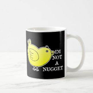 Nugget Black Coffee Mug