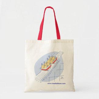 Nugget Coaster Tote Bag