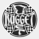 Nugget Maltese Sticker