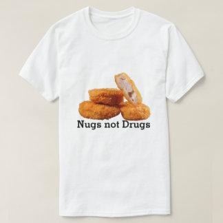 Nugs not Drugs Tshirt - Funny