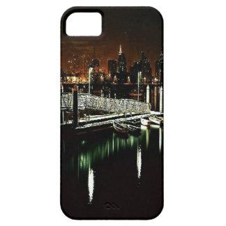 Nuit del la del de San Diego del horizonte iPhone 5 Carcasas