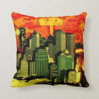 Nuke Bomb Pillow