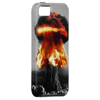 Nuke explosion iPhone SE/5/5s case