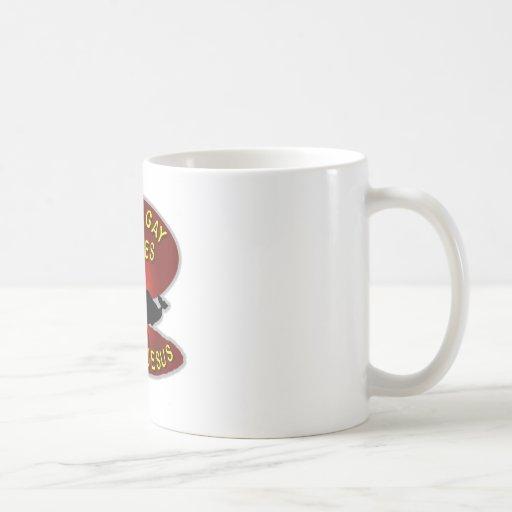 Nuke Gay Whales for Jesus Coffee Mug