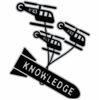 Nuke Knowledge Statuette