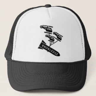Nuke Knowledge Trucker Hat