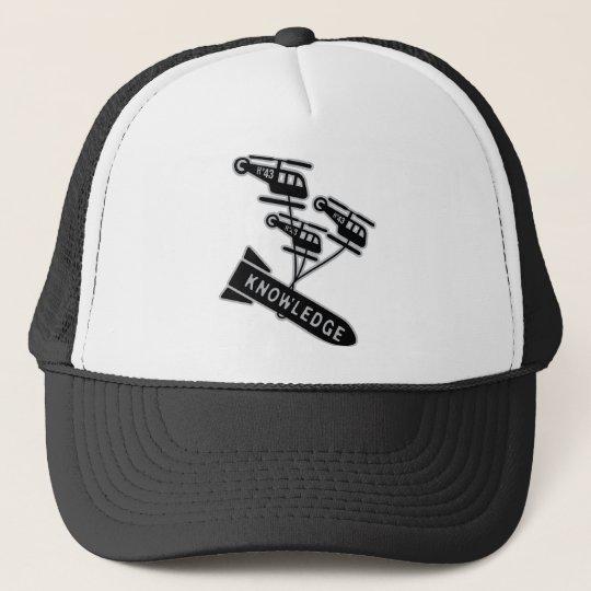 Nuke Knowledge Trucker Hat