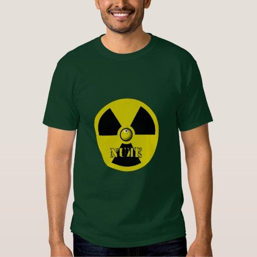 Nuke! The nuclear nice guy. Tshirt