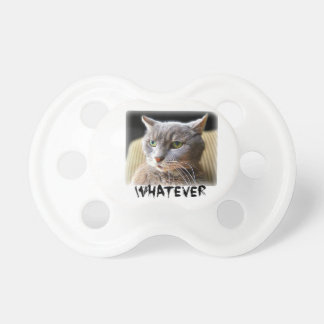 NUKEISMS BOOGINHEAD  WHATEVER PACIFIER