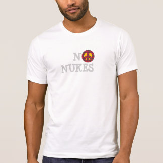 Nukes Out of Scotland T-Shirt
