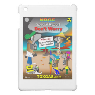 Nuks? Don't Worry! iPad Mini Cases