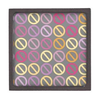 Null Sets (Pink & Yellow) Gift Box Premium Gift Box