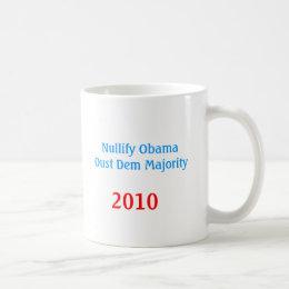 NULLIFY OBAMA COFFEE MUG