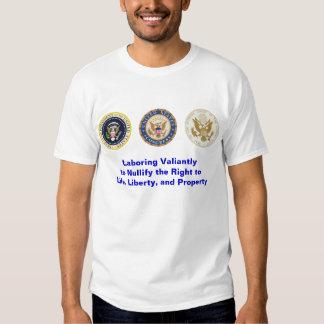 Nullifying Rights T-shirt