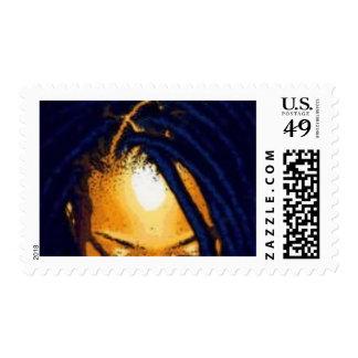 Nulocking Postage Stamp
