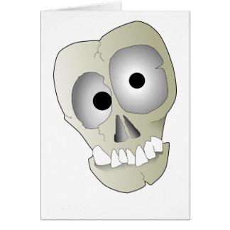 Numb Kkull Card