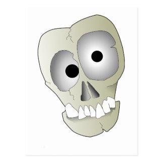 Numb Kkull Postcard