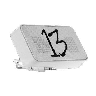 Number13 Travelling Speaker