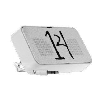 Number14 iPhone Altavoces