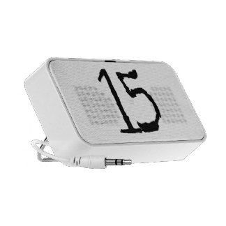 Number15 Laptop Altavoz