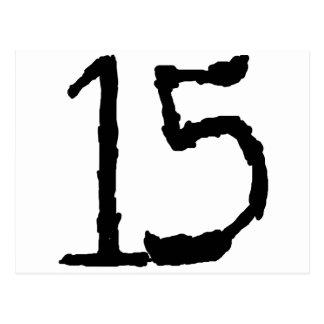 Number15 Postal