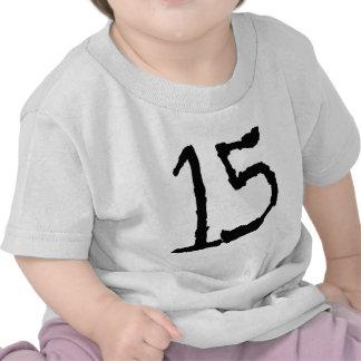 Number15 Tee Shirts