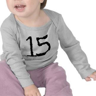 Number15 Tee Shirt