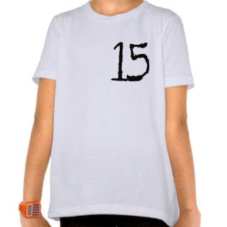Number15 Tshirt
