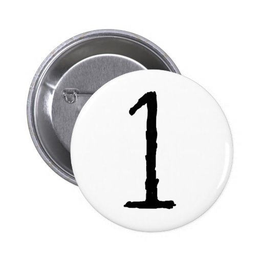 Number1 Buttons