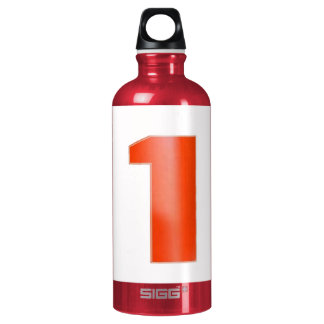 NUMBER1 NumberONE Encourage Achievement Aluminum Water Bottle
