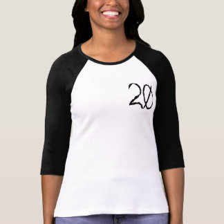 Number20 Camisetas