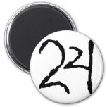 Number24 Magnets