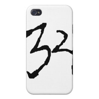 Number34 iPhone 4 Protectores