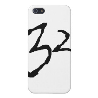 Number34 Case For iPhone 5