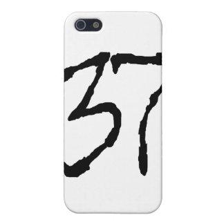 Number37 iPhone 5 Funda